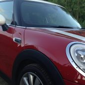 5Drive's automatic Mini Cooper